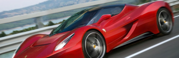 Ferrari F70 Set to Release in 2012: Successor to the Enzo
