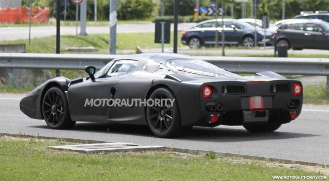 Ferrari F70 Set To Release In 2012 Nexteppe Blog