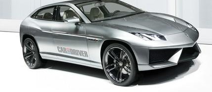 Lamborghini SUV in the Works for Consumers