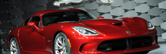 2013 Dodge Viper Almost Ready to be Scooped Up