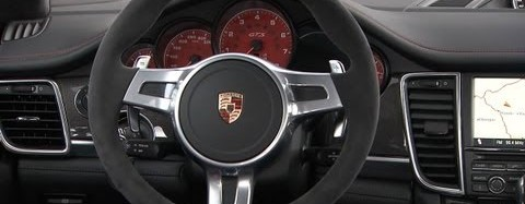 2013 Porsche Panamera GTS: Family-Friendly Sports Car