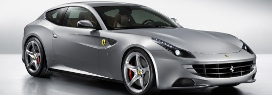 The Ferrari FF is One Heck of a Ferrari 612 replacement