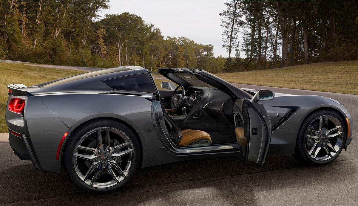 2014 Corvette Stingray is Going to Flip the Exotic Car World Upside