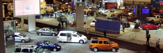 Auto Shows, Auto Shows, Calling All 2013 Auto Shows