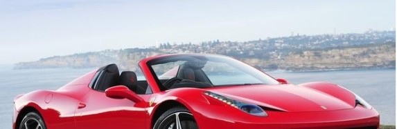 Ferrari 458 Italia Spider: The Prettiest Ferrari of Them All?